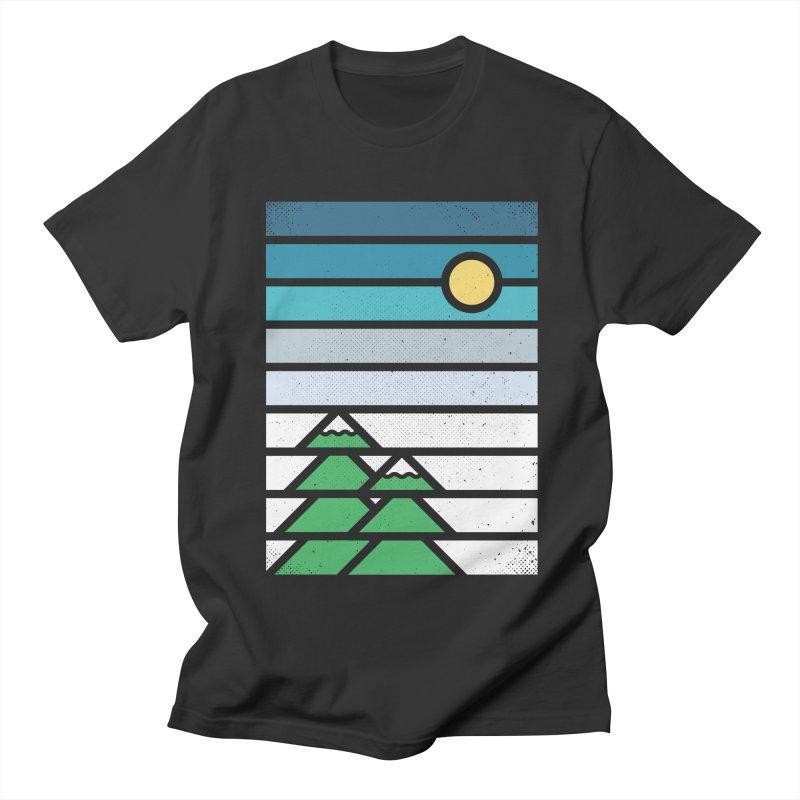 Alpine Sun Women's Regular Unisex T-Shirt by heavyhand's Artist Shop