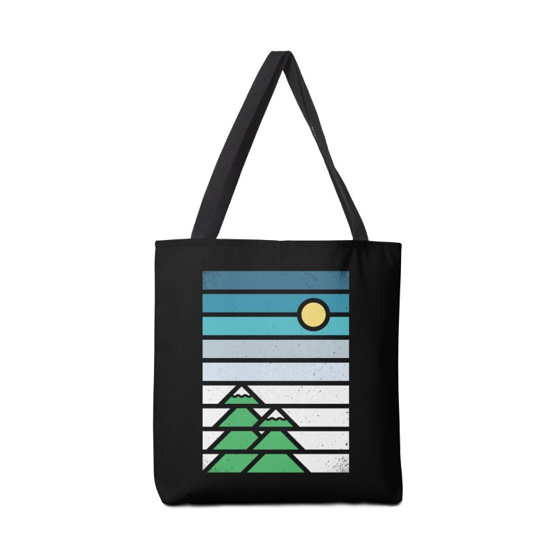 Alpine Sun Accessories Tote Bag Bag by heavyhand's Artist Shop