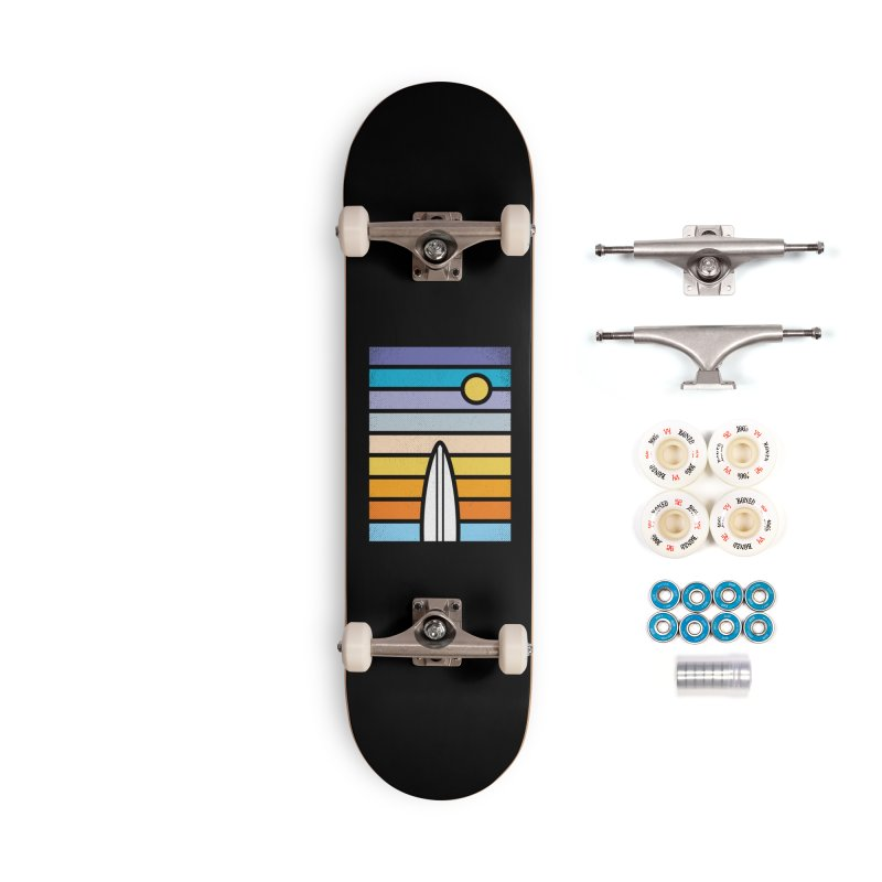 Surfs Up Accessories Complete - Premium Skateboard by heavyhand's Artist Shop