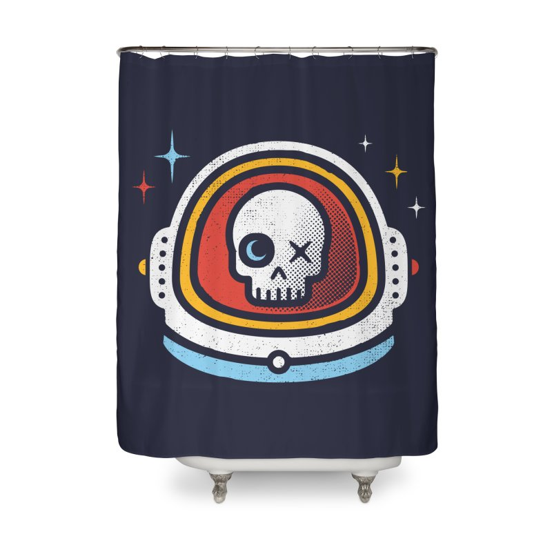Vision of the Moon and Stars Home Shower Curtain by heavyhand's Artist Shop