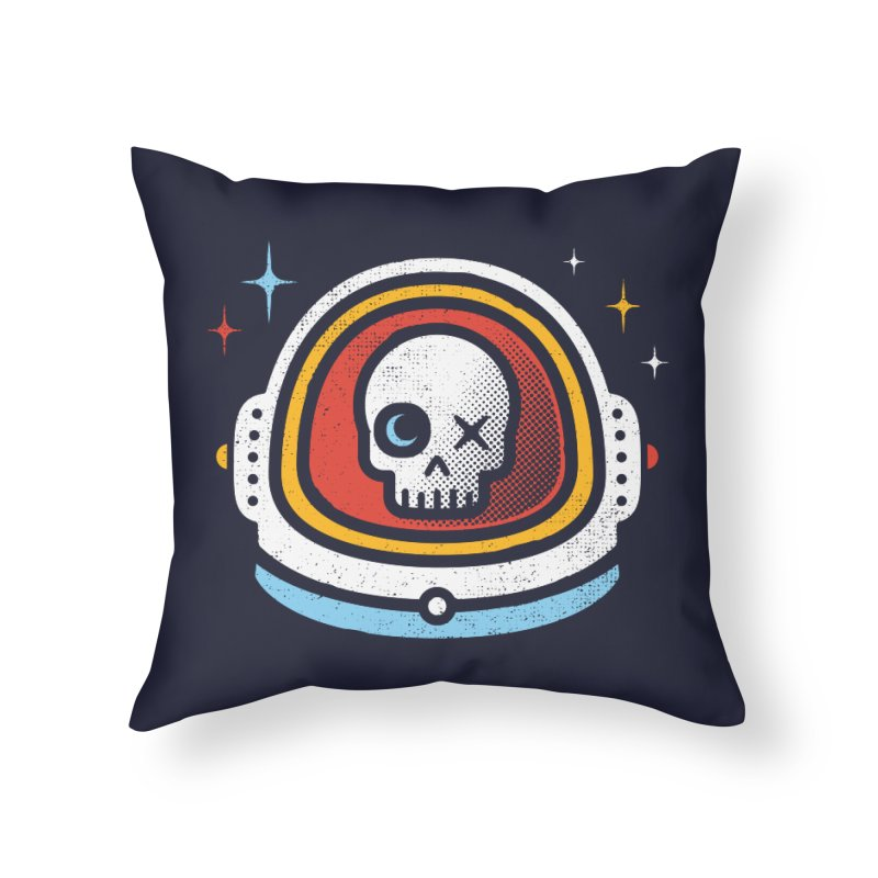 Vision of the Moon and Stars Home Throw Pillow by heavyhand's Artist Shop