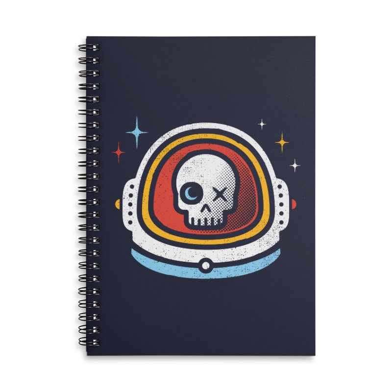 Vision of the Moon and Stars Accessories Lined Spiral Notebook by heavyhand's Artist Shop