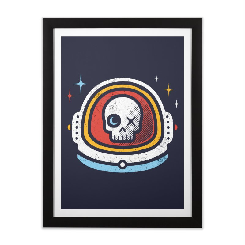 Vision of the Moon and Stars Home Framed Fine Art Print by heavyhand's Artist Shop