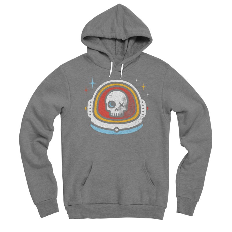 Vision of the Moon and Stars Men's Sponge Fleece Pullover Hoody by heavyhand's Artist Shop