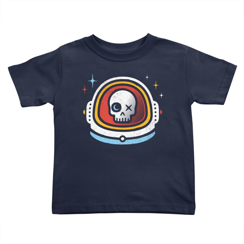 Vision of the Moon and Stars Kids Toddler T-Shirt by heavyhand's Artist Shop