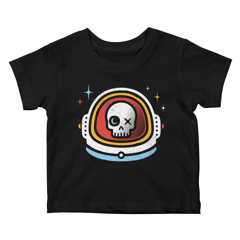 Vision of the Moon and Stars Kids Baby T-Shirt by heavyhand's Artist Shop
