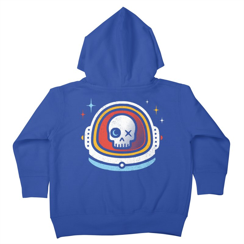 Vision of the Moon and Stars Kids Toddler Zip-Up Hoody by heavyhand's Artist Shop