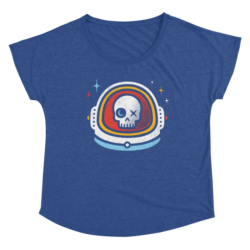 Vision of the Moon and Stars Women's Dolman Scoop Neck by heavyhand's Artist Shop