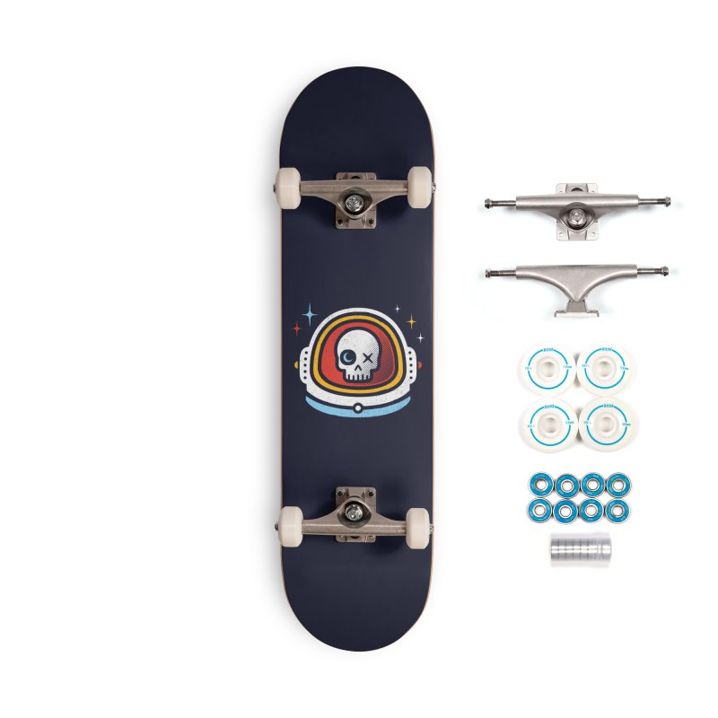 Vision of the Moon and Stars Accessories Complete - Basic Skateboard by heavyhand's Artist Shop