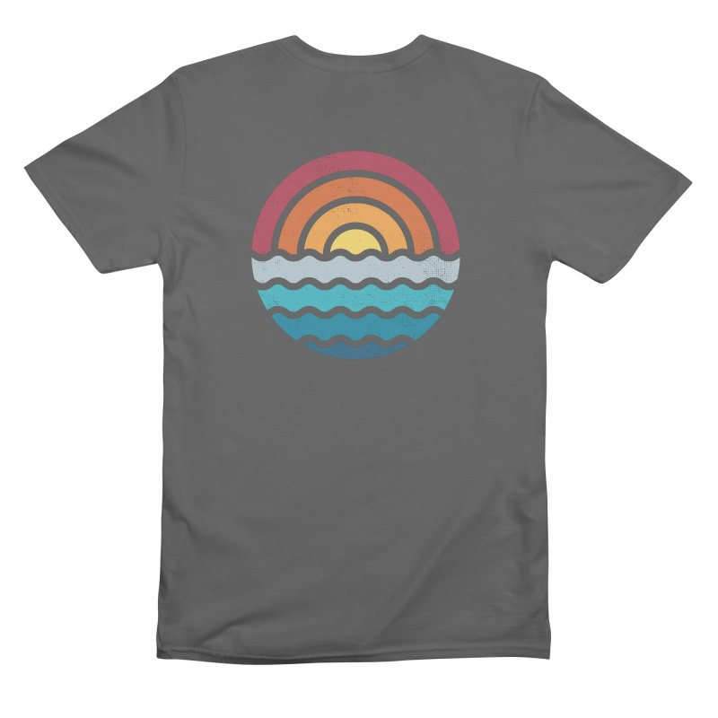 Out to sea Men's T-Shirt by heavyhand's Artist Shop