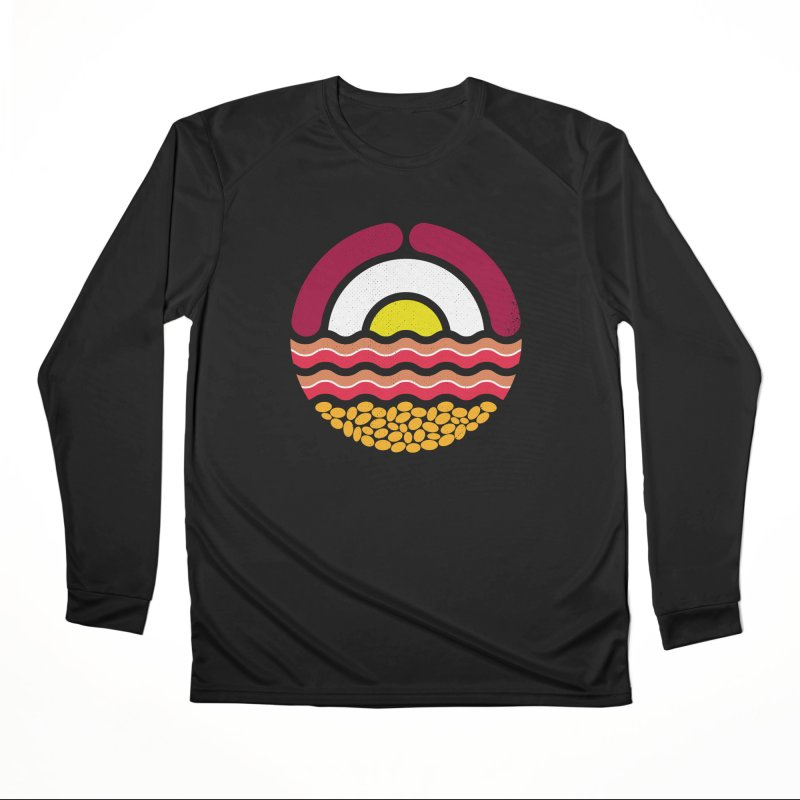 Start the day Men's Longsleeve T-Shirt by heavyhand's Artist Shop