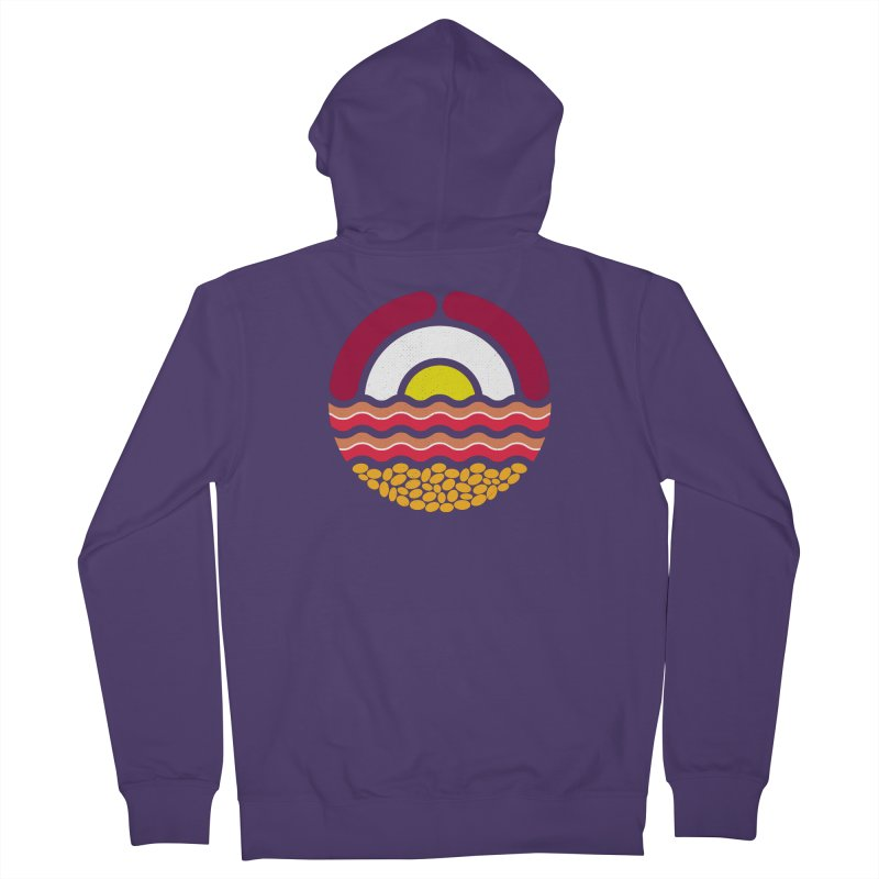 Start the day Women's Zip-Up Hoody by heavyhand's Artist Shop