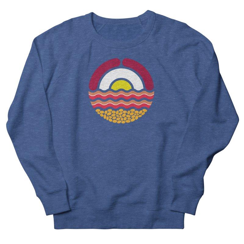 Start the day Men's Sweatshirt by heavyhand's Artist Shop