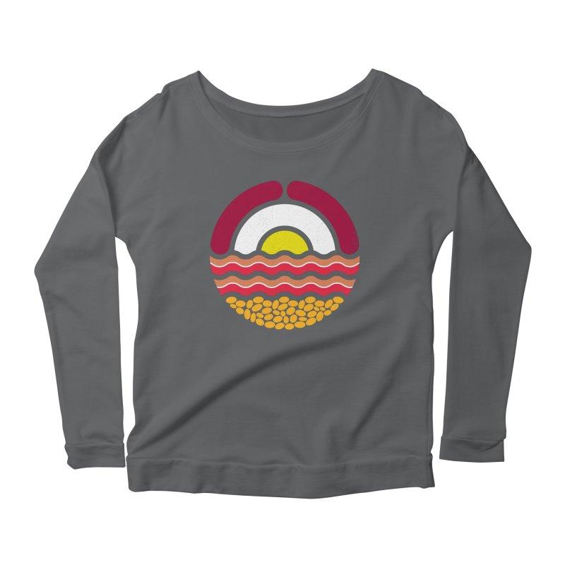 Start the day Women's Longsleeve T-Shirt by heavyhand's Artist Shop