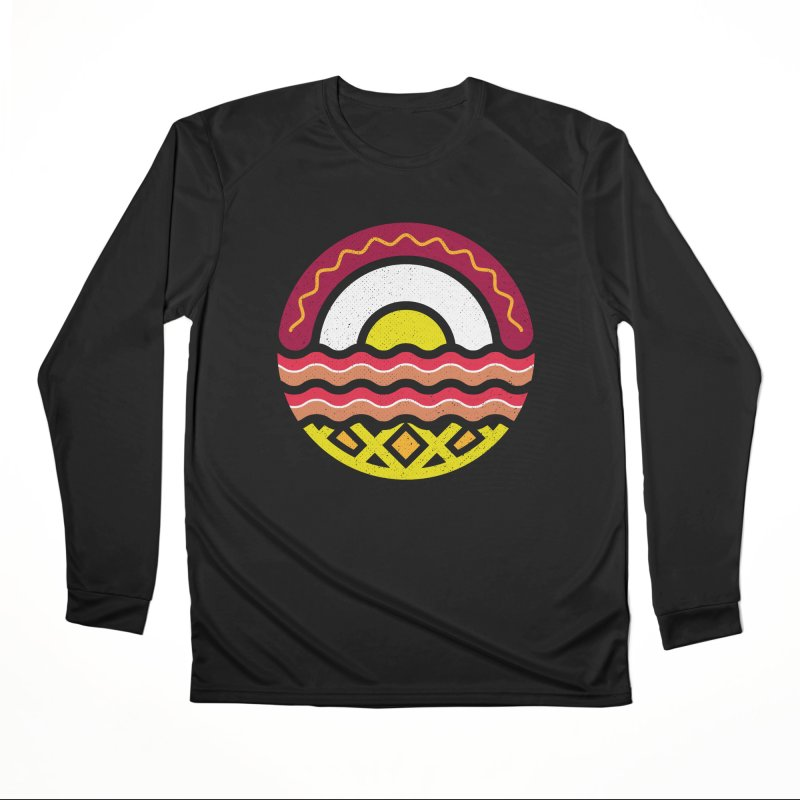 Breakfast at sunrise Women's Longsleeve T-Shirt by heavyhand's Artist Shop