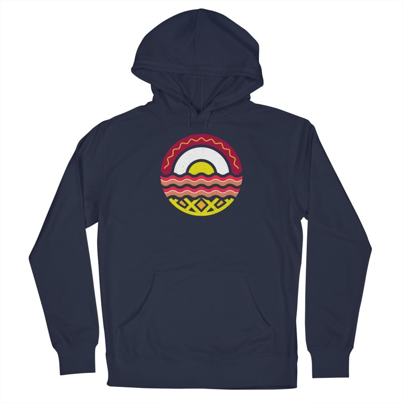 Breakfast at sunrise Men's Pullover Hoody by heavyhand's Artist Shop