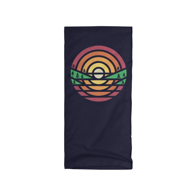 Sunset Accessories Neck Gaiter by heavyhand's Artist Shop