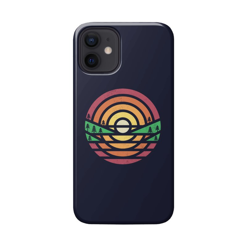 Sunset Accessories Phone Case by heavyhand's Artist Shop