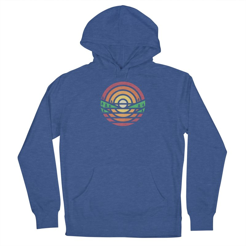 Sunset Women's Pullover Hoody by heavyhand's Artist Shop