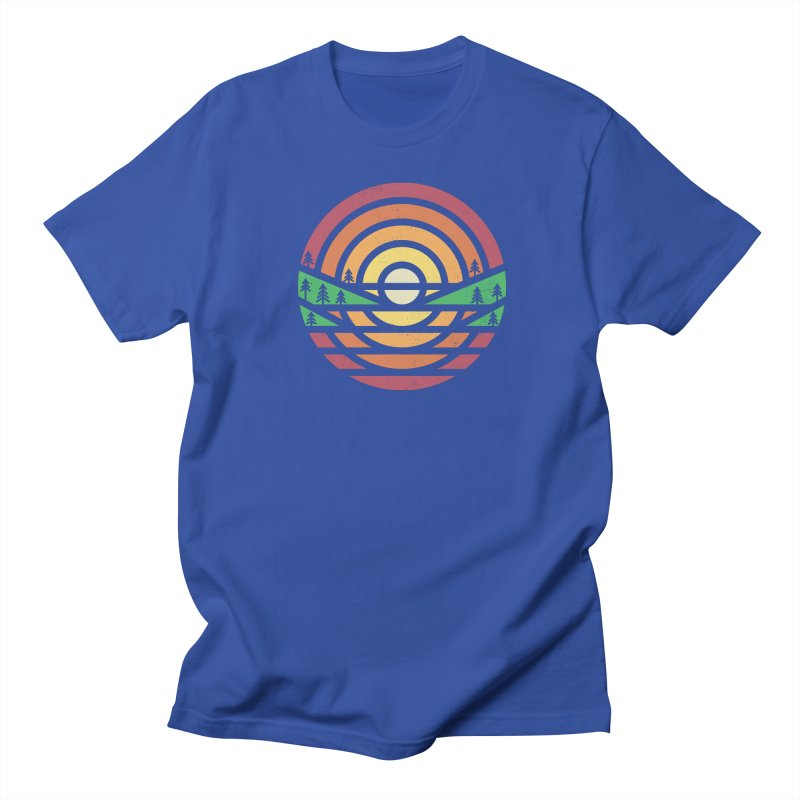 Sunset Women's T-Shirt by heavyhand's Artist Shop