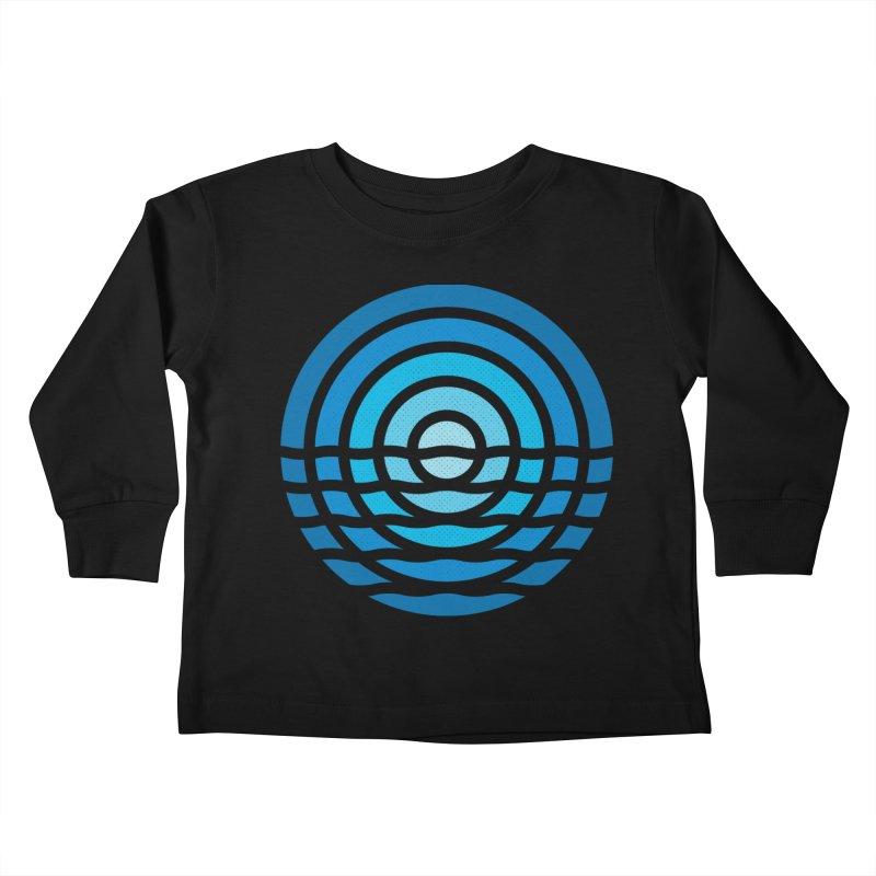 Moonrise Kids Toddler Longsleeve T-Shirt by heavyhand's Artist Shop