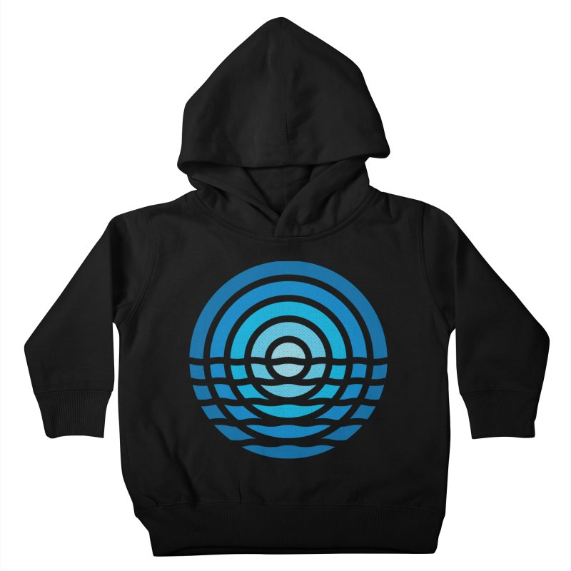 Moonrise Kids Toddler Pullover Hoody by heavyhand's Artist Shop