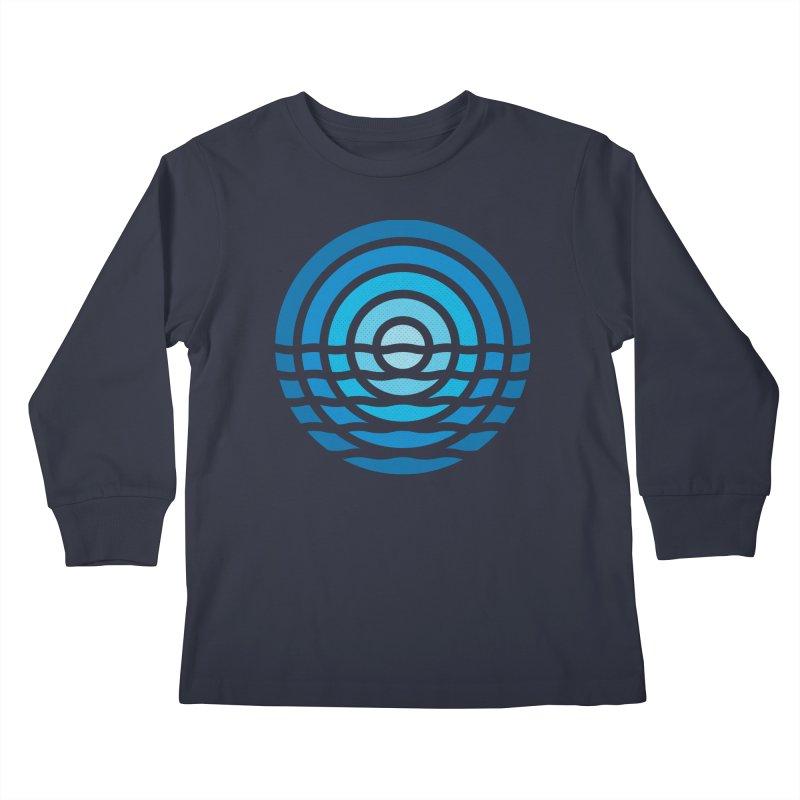 Moonrise Kids Longsleeve T-Shirt by heavyhand's Artist Shop