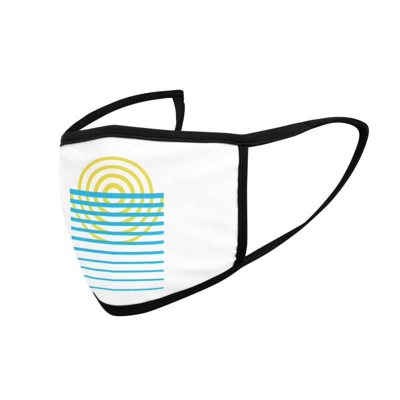 Radiate Accessories Face Mask by heavyhand's Artist Shop