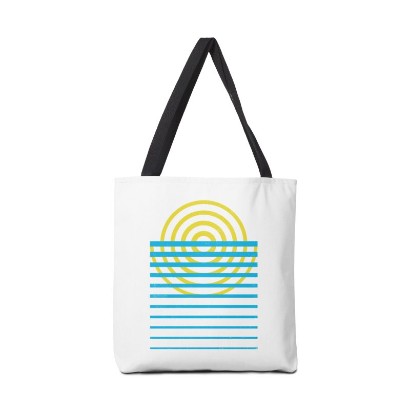 Radiate Accessories Bag by heavyhand's Artist Shop