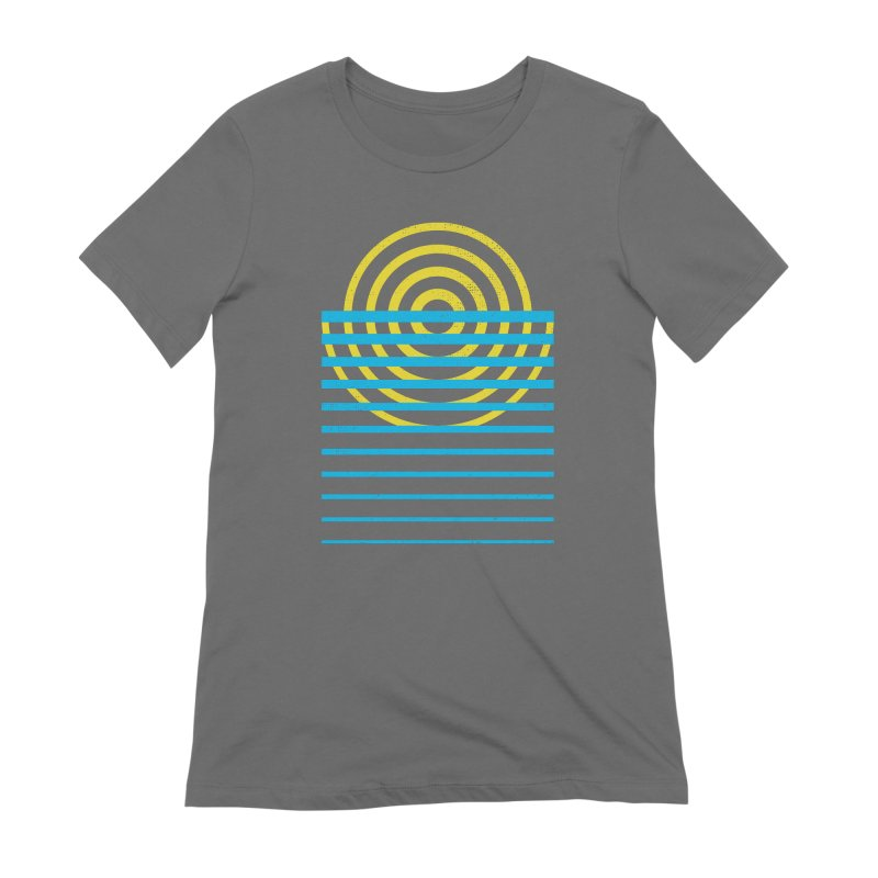 Radiate Women's T-Shirt by heavyhand's Artist Shop