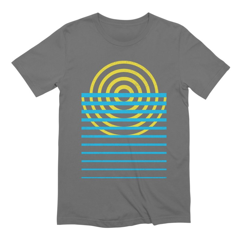 Radiate Men's T-Shirt by heavyhand's Artist Shop