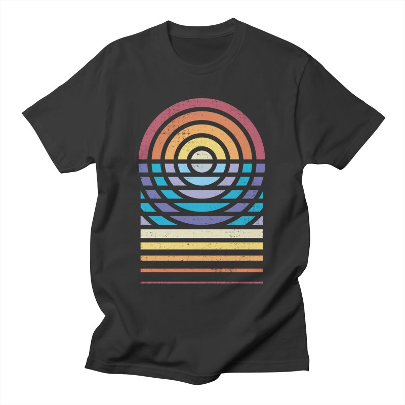 Sun Sea Sand Men's T-Shirt by heavyhand's Artist Shop