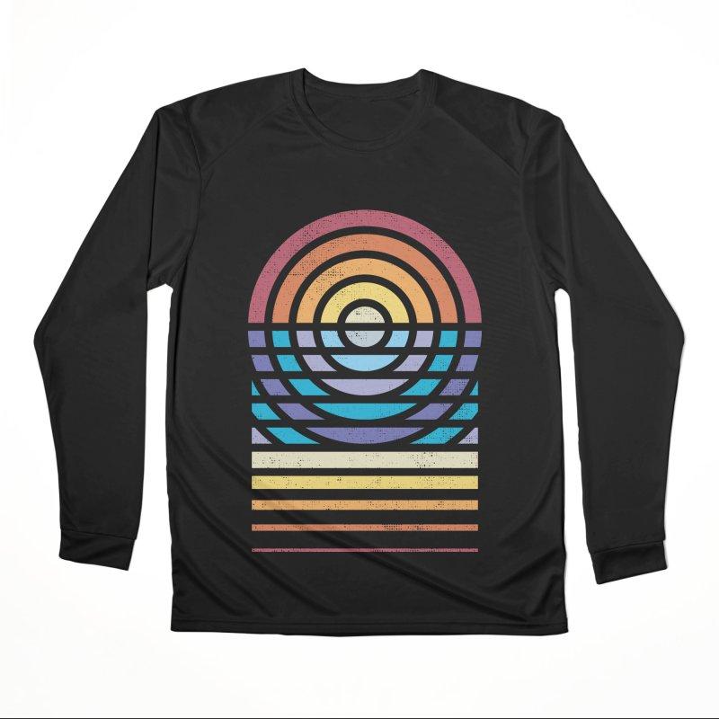 Sun Sea Sand Women's Longsleeve T-Shirt by heavyhand's Artist Shop