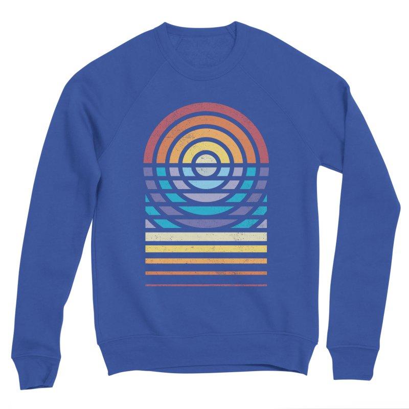 Sun Sea Sand Men's Sweatshirt by heavyhand's Artist Shop