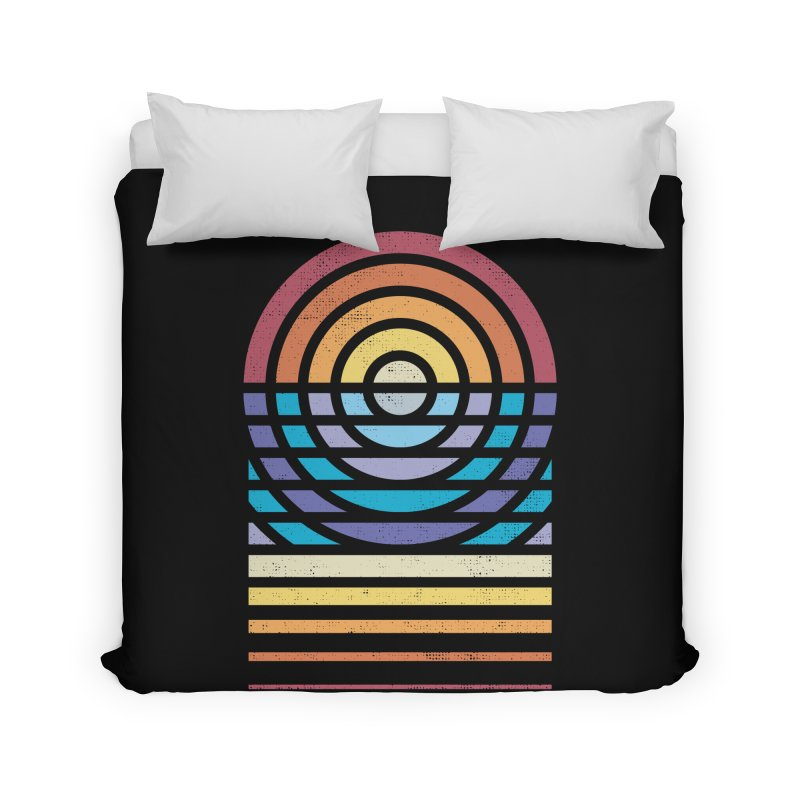 Sun Sea Sand Home Duvet by heavyhand's Artist Shop