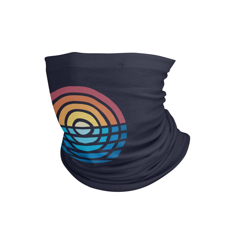 Sunrise Accessories Neck Gaiter by heavyhand's Artist Shop