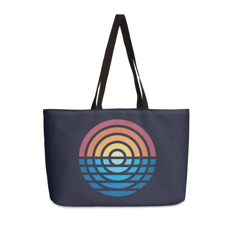 Sunrise Accessories Bag by heavyhand's Artist Shop
