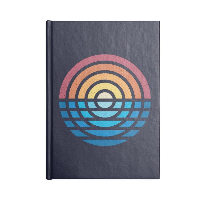 Sunrise Accessories Notebook by heavyhand's Artist Shop