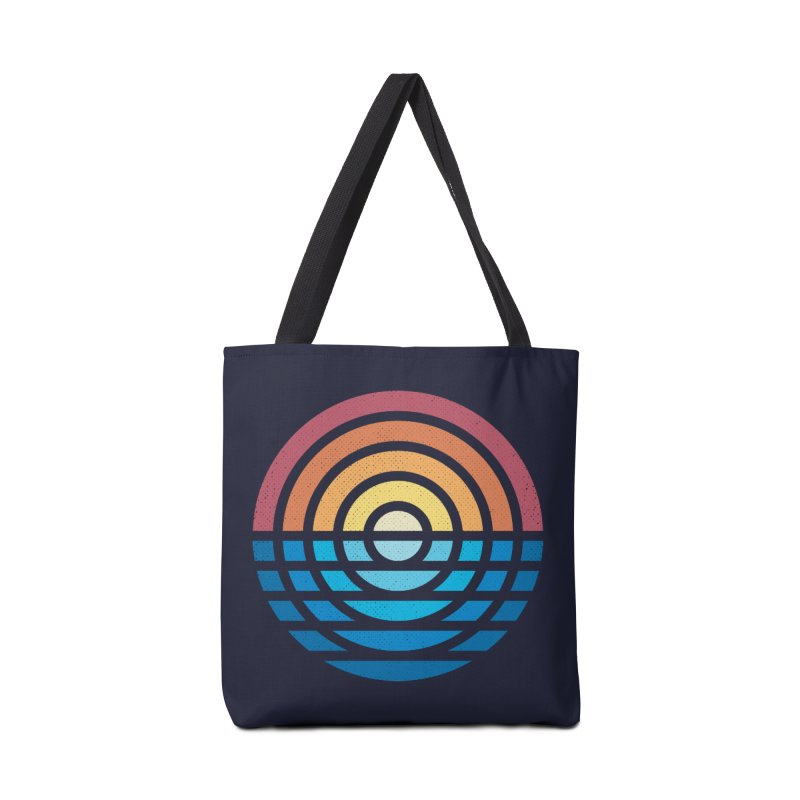 Sunrise Accessories Bag by heavyhand's Artist Shop