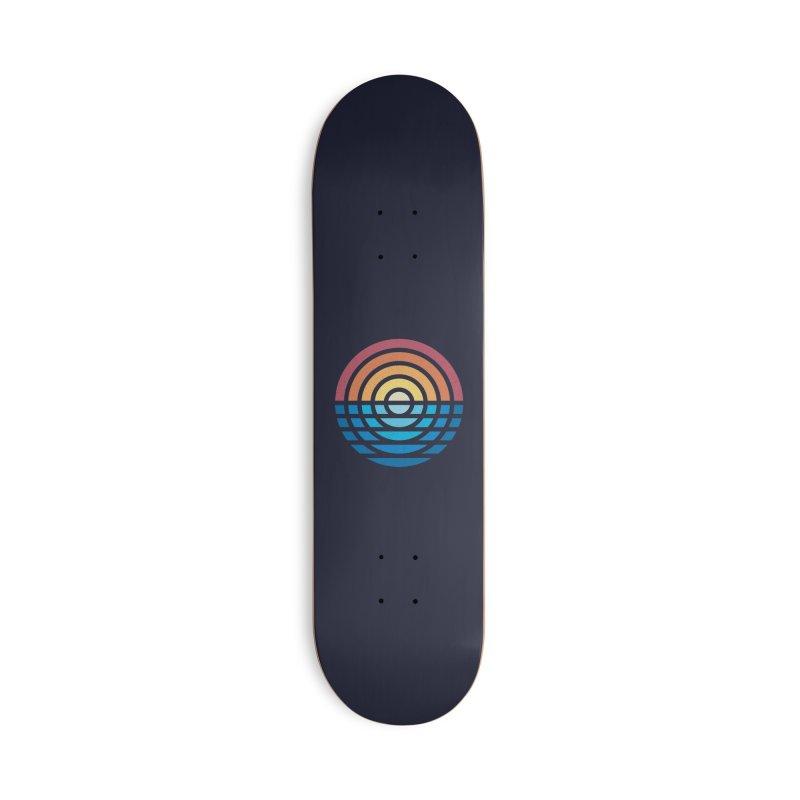 Sunrise Accessories Skateboard by heavyhand's Artist Shop