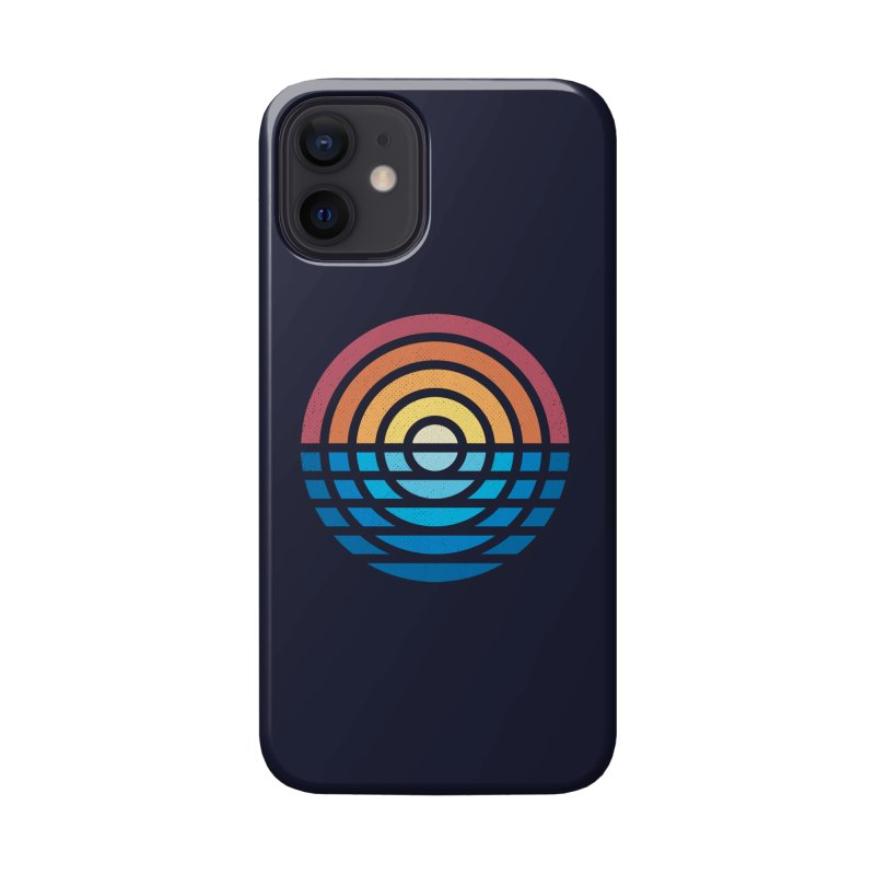 Sunrise Accessories Phone Case by heavyhand's Artist Shop