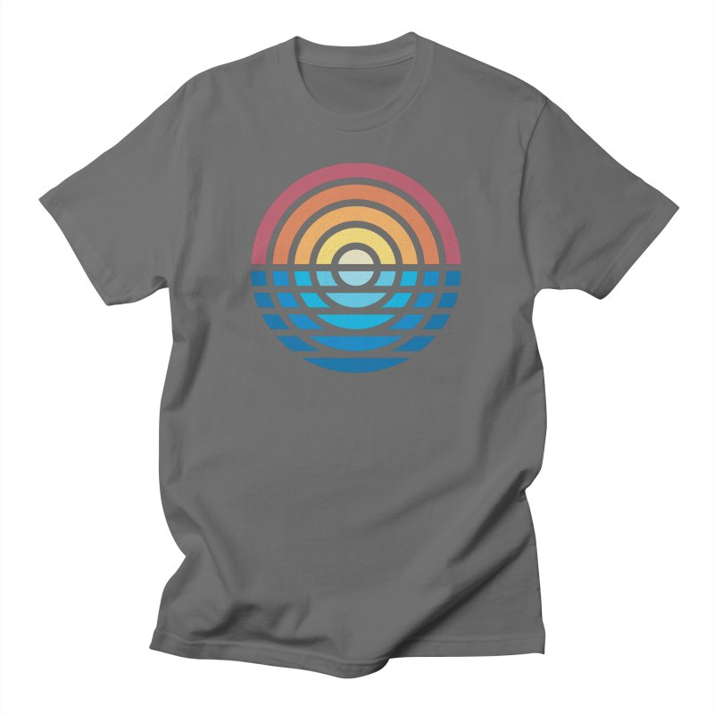 Sunrise Men's T-Shirt by heavyhand's Artist Shop