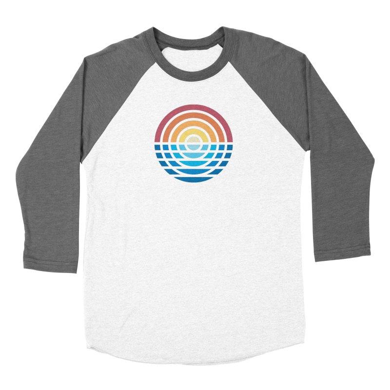 Sunrise Women's Longsleeve T-Shirt by heavyhand's Artist Shop