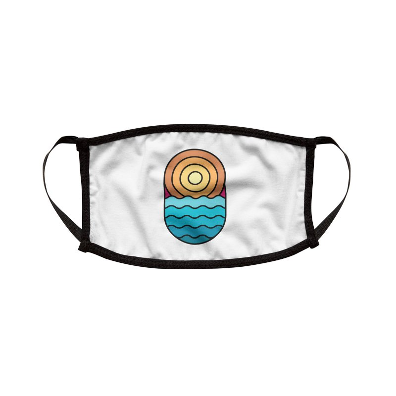 Chill Pill Accessories Face Mask by heavyhand's Artist Shop