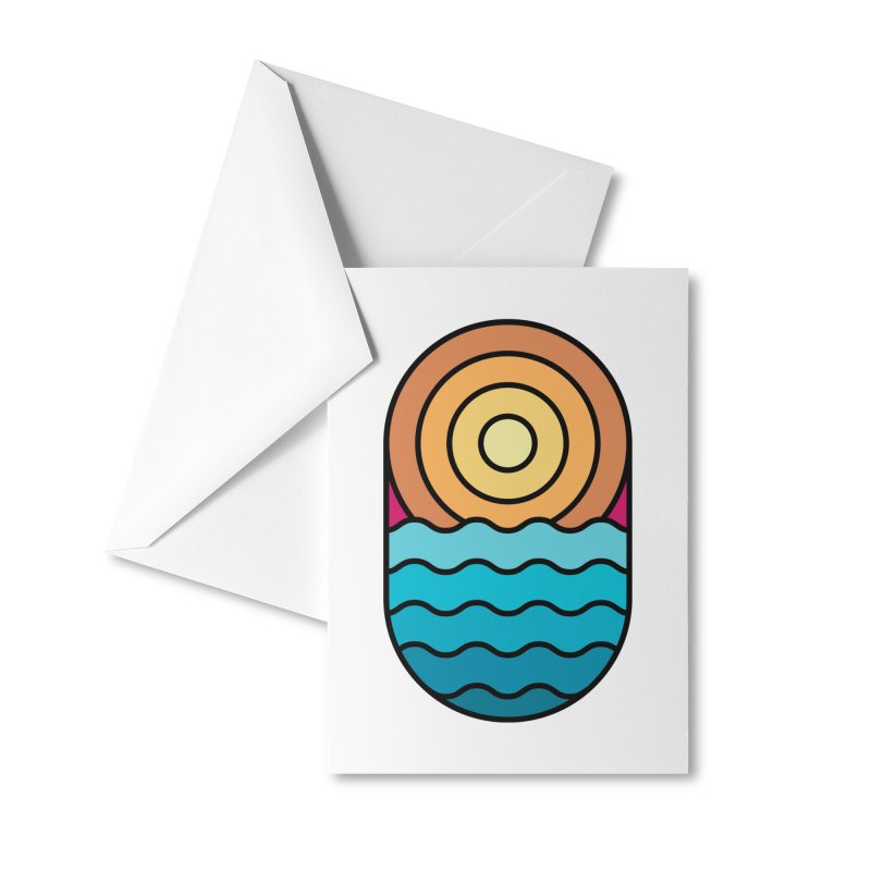 Chill Pill Accessories Greeting Card by heavyhand's Artist Shop