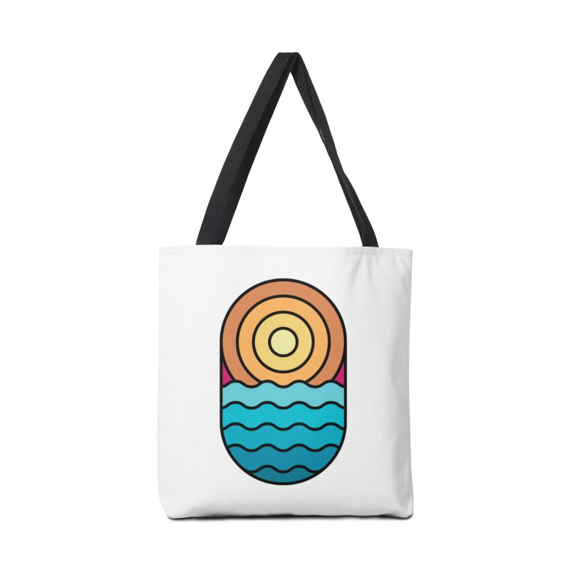 Chill Pill Accessories Bag by heavyhand's Artist Shop