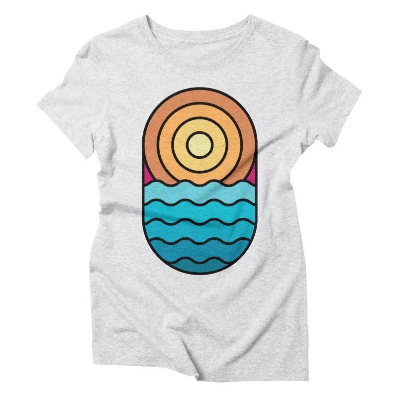 Chill Pill Women's T-Shirt by heavyhand's Artist Shop