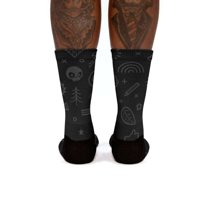 Bits and Bobs Women's Socks by heavyhand's Artist Shop