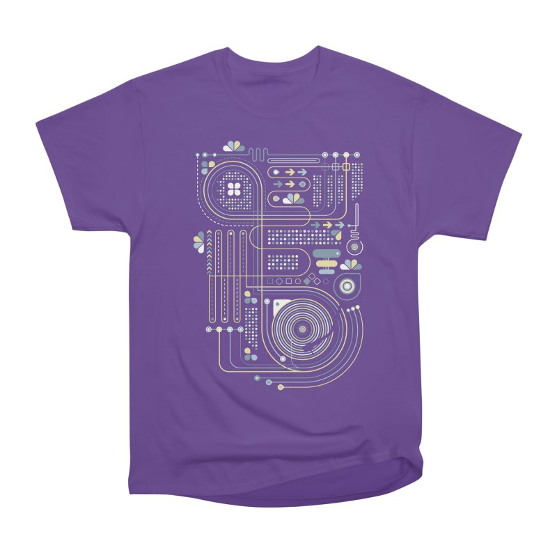 Circuit 02 Women's T-Shirt by heavyhand's Artist Shop