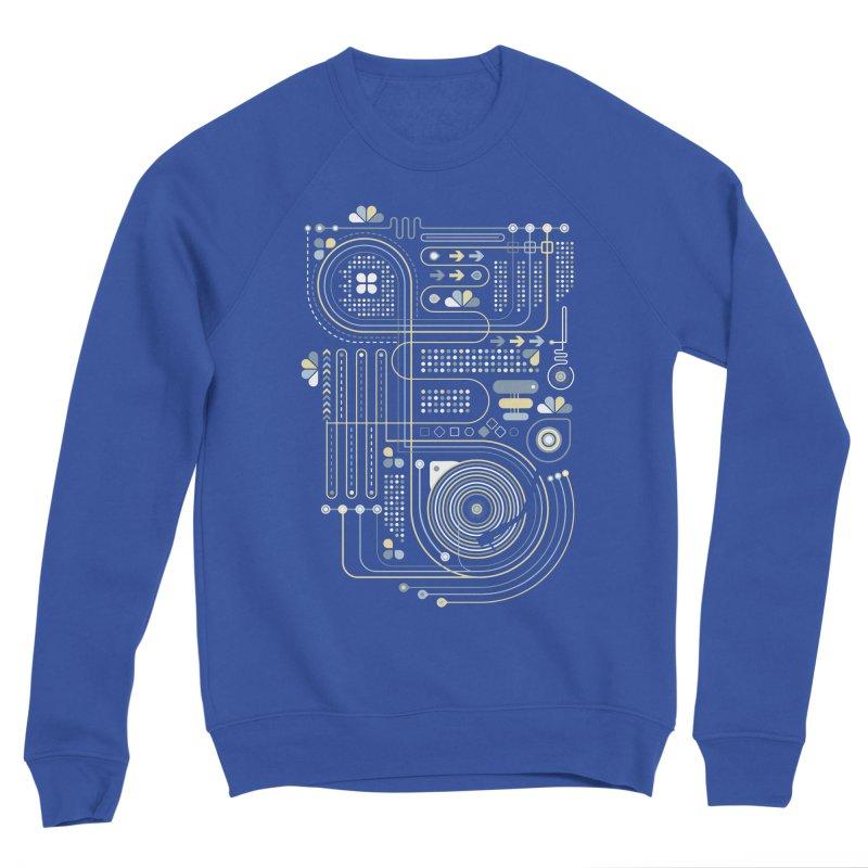 Circuit 02 Women's Sweatshirt by heavyhand's Artist Shop
